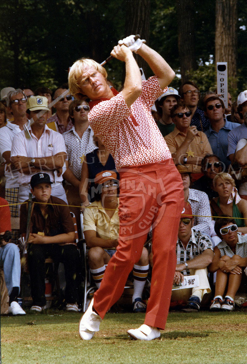 Jack Nicklaus, the