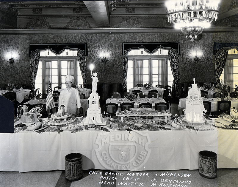 Buffet luncheon, Sept. 5, 1932