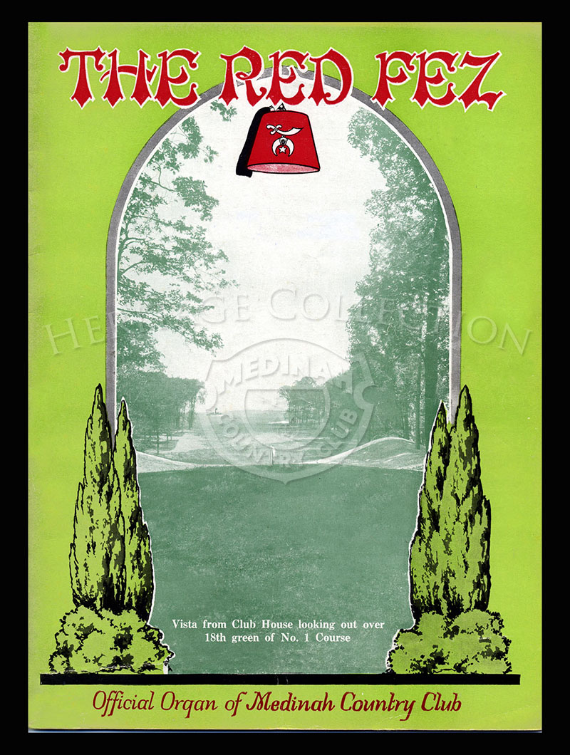 The Red Fez, Volume 2 No.4, May-June 1926.