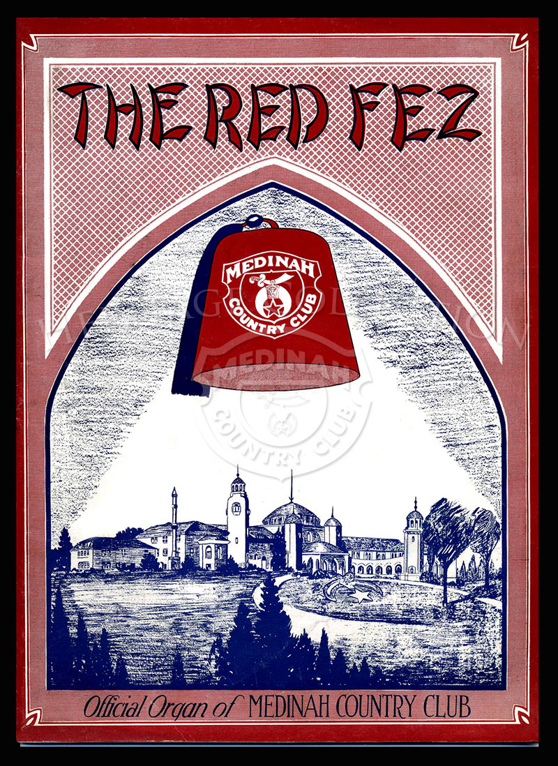 The Red Fez, Volume 3 No.1, March 1927.