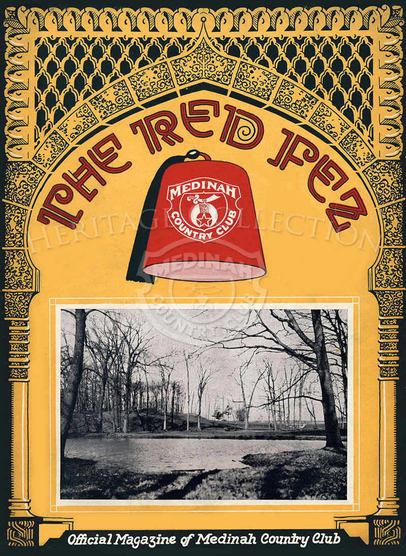 The Red Fez, Volume 3 No.2, April1927.