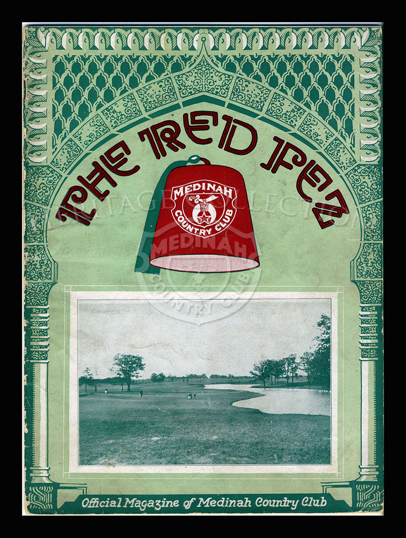 The Red Fez, Volume 3 No.4, June 1927.