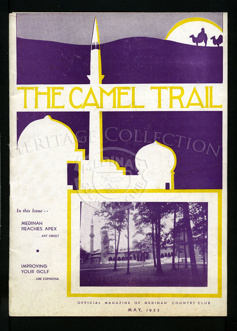 The Camel Trai, Volume 8 No.5, May 1932.