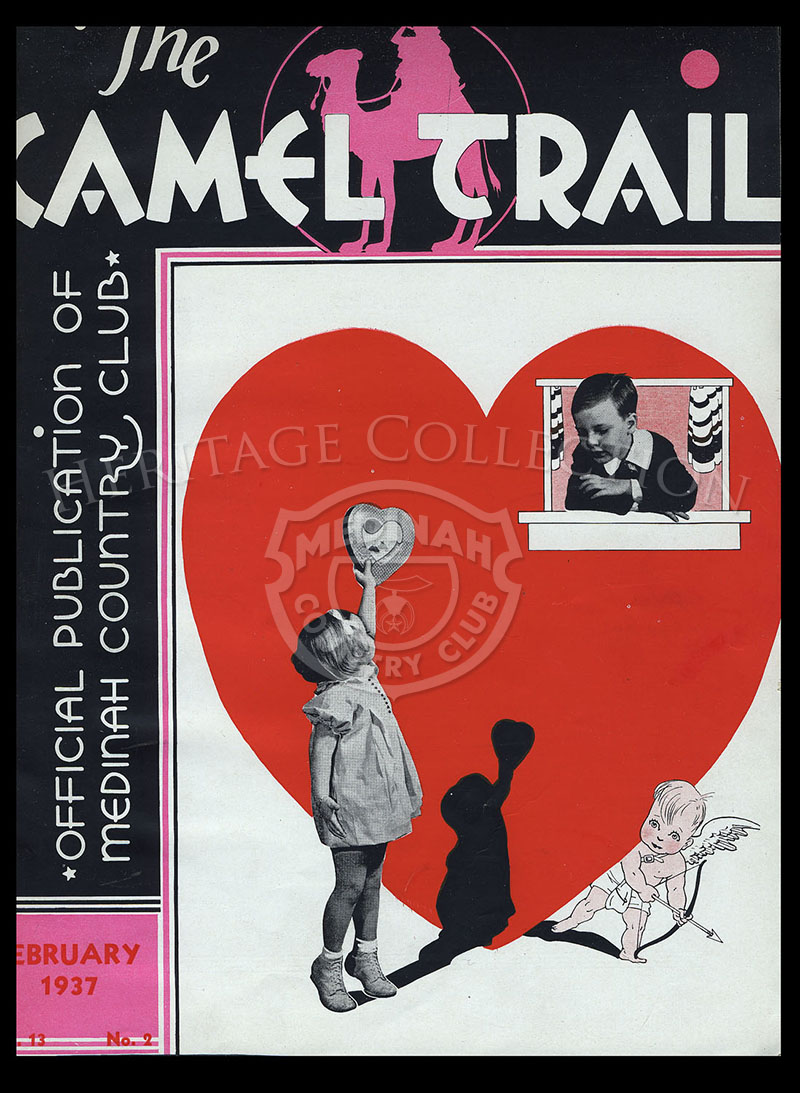 The Camel Trail, Volume 13 No.2, February 1937.