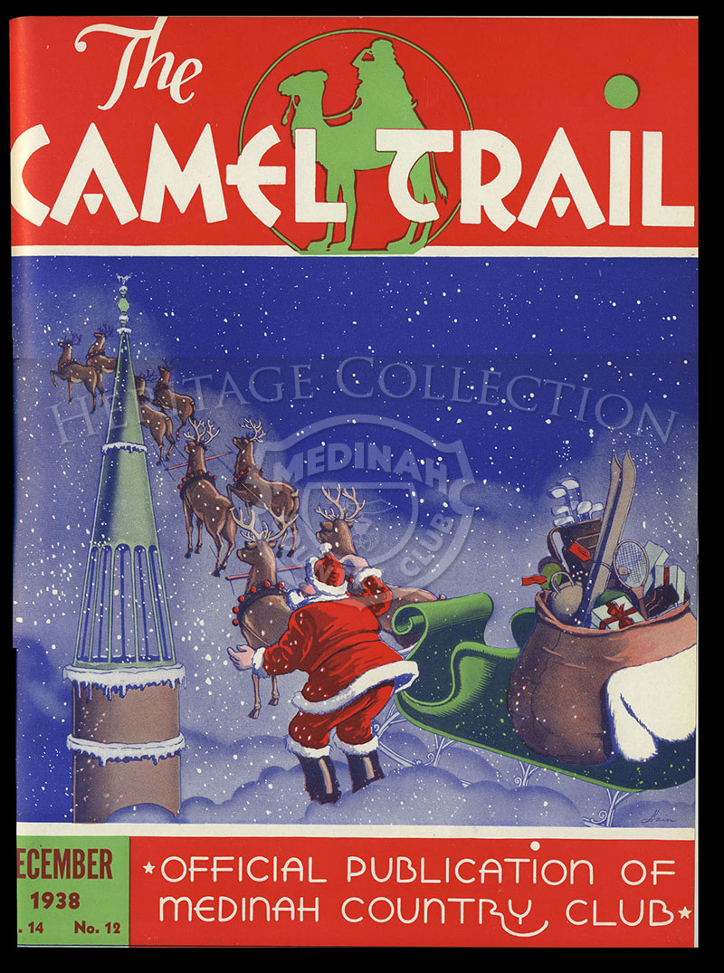 The Camel Trail, Volume 14 No.12, December 1938.