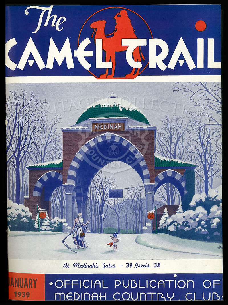 The Camel Trail, Volume 15 No.1, January 1939.