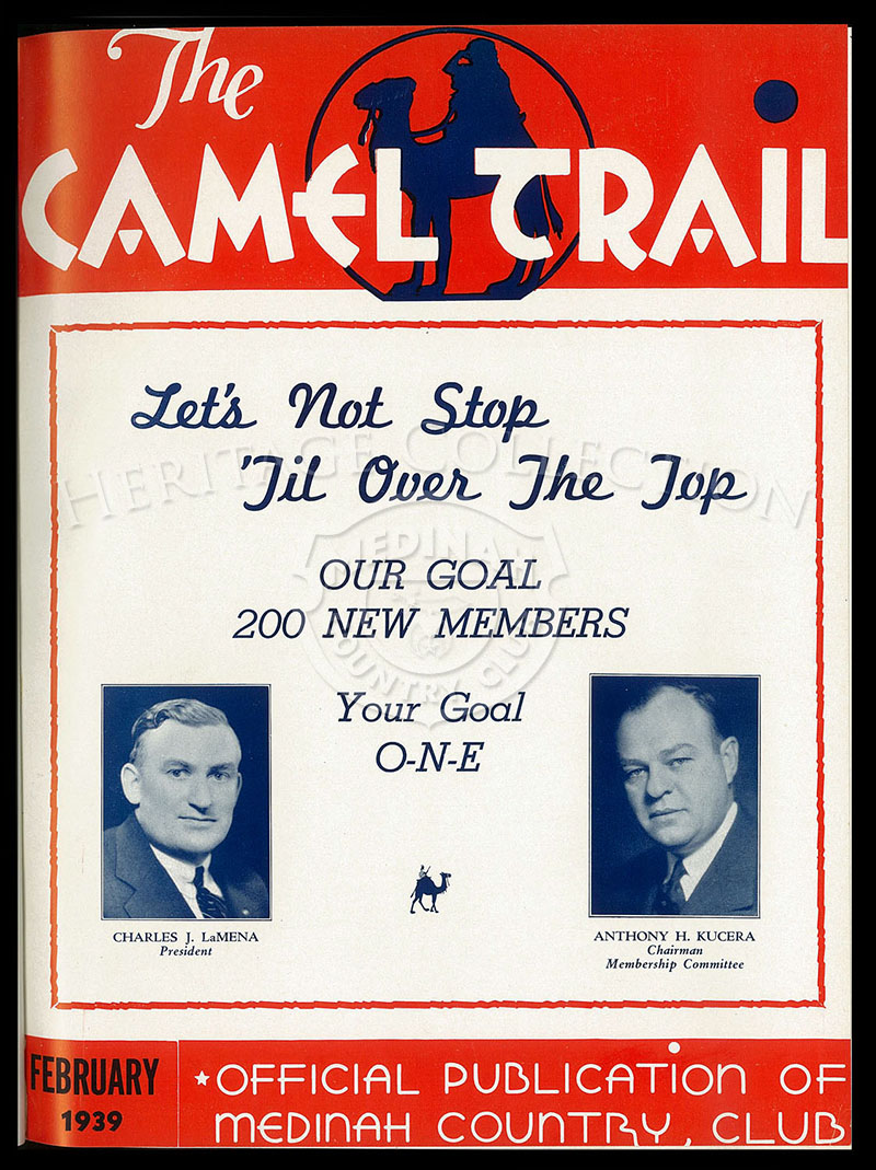 The Camel Trail, Volume 15 No.2, February 1939.