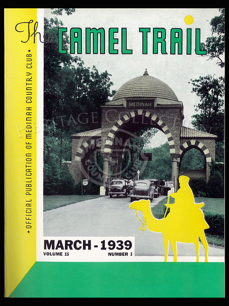 The Camel Trail, Volume 15 No.3, March 1939.