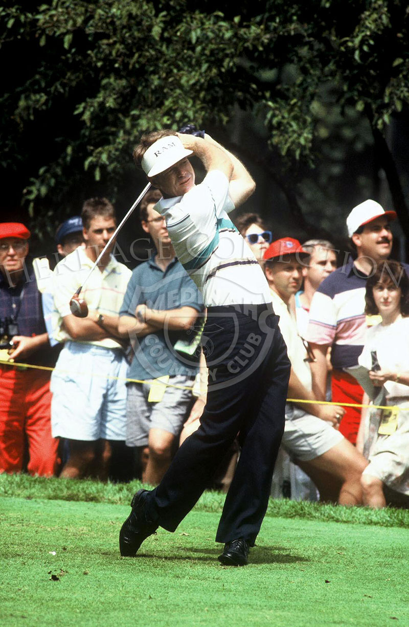 Although Tom Watson has been PGA Player of the year six times, and five times the leading money winner, he did not fare well at the 90th U.S. Open Championship. He was cut from play after the Second Round.