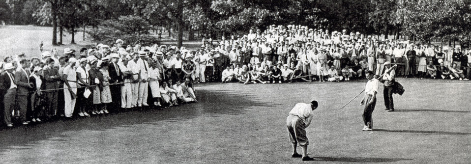 Medinah Country Club played host to the 1937 Chicago Open