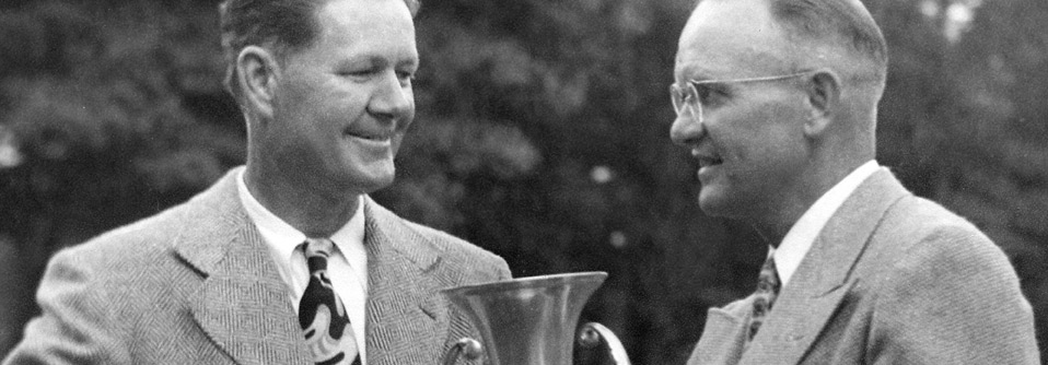 The 1946 Chicago Victory National held at Medinah
