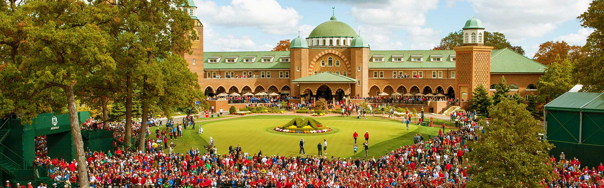 Medinah Country Club Homepage